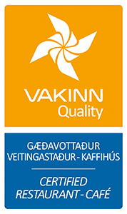 Vakinn Certified Restaurant - Cafe