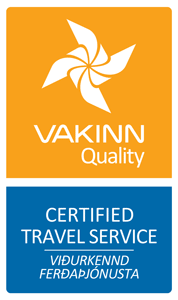 Vakinn Certified Travel service Logo