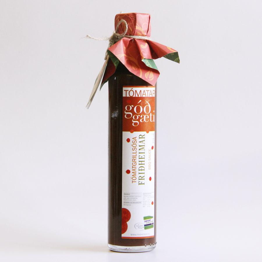 Tomato BBQ sauce